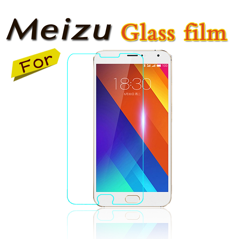 SUK brand Tempered Glass screen Protector film for meizu mx5 mx4 pro 5 m1 m2 note metal Explosion phone Screen Protective Film(China (Mainland))