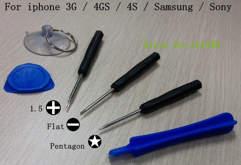 Набор ручного инструмента TT 100 PH000 + + Torx iPhone TT-AN-6 набор инструмента hans tt 14