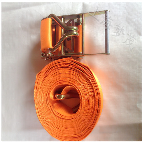 Specializing in the export of marine high-tension straps fastened with wire for trailer trucks with 10 tons necessary Ties(China (Mainland))