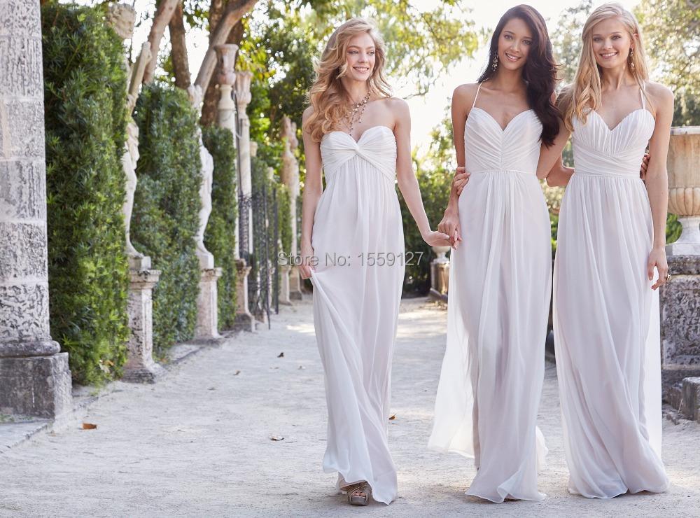 2015 purity white beach wedding event dress long for White beach wedding dresses