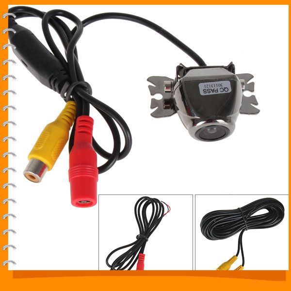 E363 High Quality Night Vision Vehicle Auto Car Rear view Reverse Camera Rearview Camera for Security Parking - 170 Degree Lens(China (Mainland))