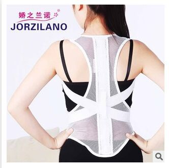 Health Care enhanced corrective chiropractic chest strap hump Posture Braces Back Shoulder Support Corrector for adult(China (Mainland))
