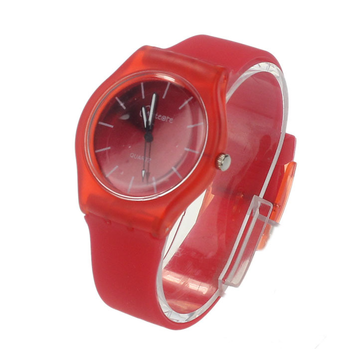 New Fashion Kids Children Silicone Jelly Watch High-Quality Quartz Watch Just for you(China (Mainland))