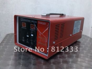Shanghai Shineng CZC5 12V 50A Intelligent High Frequency Battery Charger For Maintenance-free battery