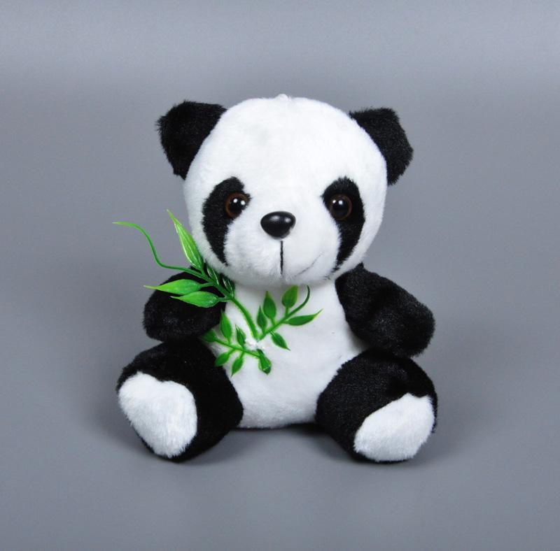 10pcs Cartoon TY Collection White BAMBOO Panda Plush Toy Kawaii kungfu Panda design stuffed doll Sweet Cute Panda kids toy Gifts<br><br>Aliexpress