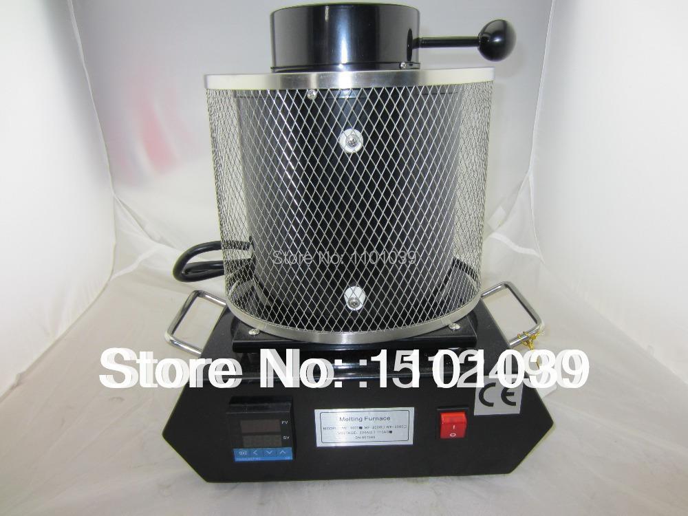 MF-2000 Melting Furnace ,Gold/Silver Melting Furnace/ Mini Electric Digital Gold melting furance 2KG<br><br>Aliexpress