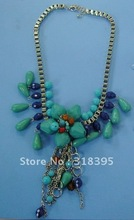 2012 new design delicate fashion necklace(China (Mainland))
