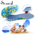 Soumit Orthotic Gel High Arch Support Kid Insole Absorb Shock Full Length Children Insoles Footbed for