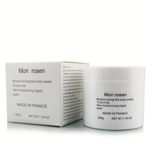 Mori Rosen Full body fat burning Body slimming cream gel hot anti cellulite weight lose Product 200ml