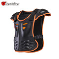 HEROBIKER Outdoor Sports Children Armor Vest Suitable for 4 12 Ages Kids Protective Body Armor Chest