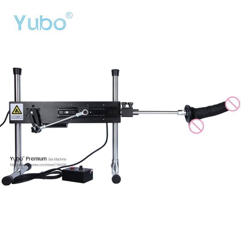 F01 Yubo Premium Sex Machine Vac u Lock Extremely Quiet Turbo Gear Power 120w 11kg Solid