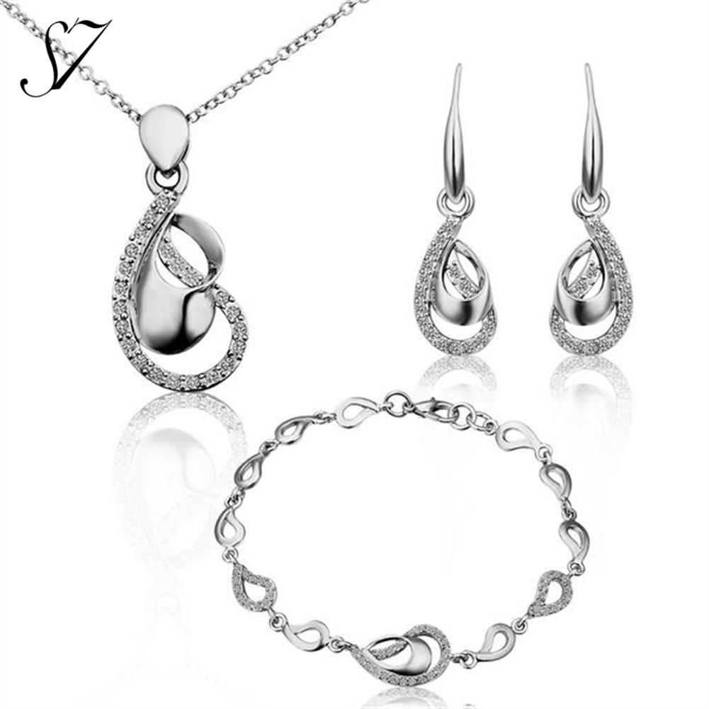 S227 Fashion Nickel and lead free mixed styles 18k gold plating jewelry set accessoires homme jewerly sets<br><br>Aliexpress