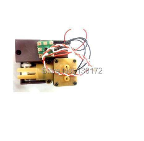 Henglong 3818 3819 3838 3939 ect 1:16 RC tank parts smoking gear box with130 motor ,heng long tanke parts free shipping(China (Mainland))