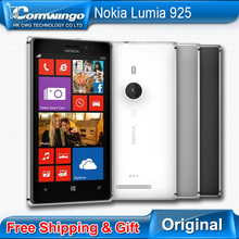 Nokia Lumia 925 Dual Core 1 GB RAM 16GB 8MP Camera 4.5inch Touch Screen Microsoft Original Refurbished Windows 8 Smart Phone