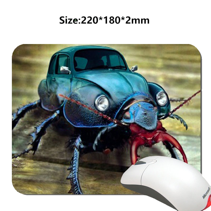 Hot Selling Funny Insect 3D Animal Mouse Mat Custom High Quality Non-slip and Durable Computer and Laptop Mouse Pad(China (Mainland))