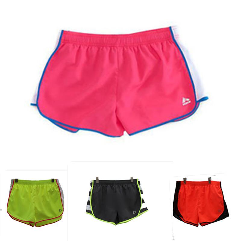 Quick-drying-female-sports-shorts-female-plus-size ...