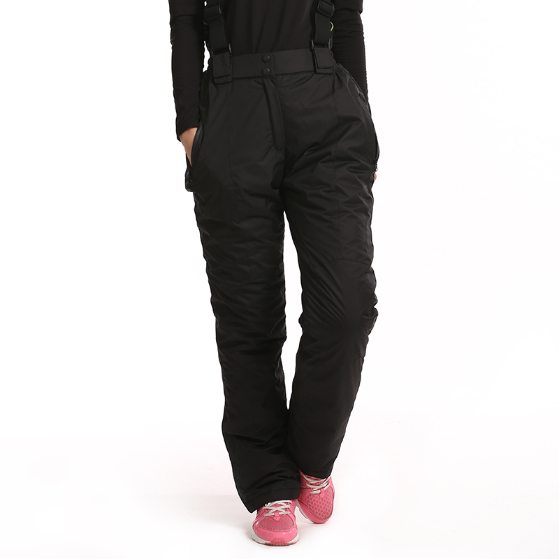 Dropshipping brand hot sale in Russian skiing snowboard pants sportswear outdoor hiking sport trousers winter ski pants women