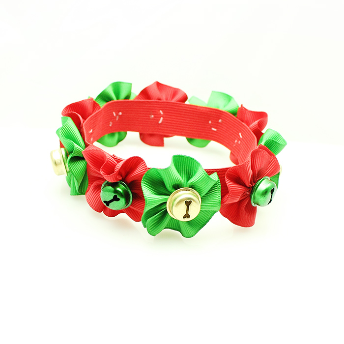 separation anxiety with dogs christmas ribbon dog collars puppy problems - Christmas Ribbon Wholesale