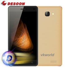 Original Vkworld T5 Smartphone 5.0'' HD Arc Touch Screen Android 5.1 MTK6580 Quad Core 1.3GHz 1280X720 2GB+16GB Mobile Phone(China (Mainland))