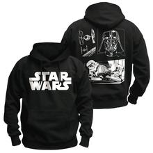 Sweatshirt 2013 dark star wars force