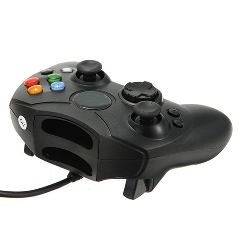 image for Big Promotion High Quality 1PC Black Wired Controller Classic Handle S