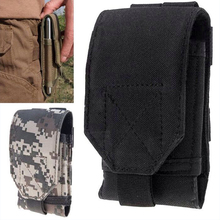 Discovery V9 Case Outdoor Army Camo Camouflage Phone Bag Hook Loop Belt Pouch Holster Cover Xiaomi Redmi Note 3 Pro UMI Plus - YongChuang Electronics (HK store Co .,Ltd)