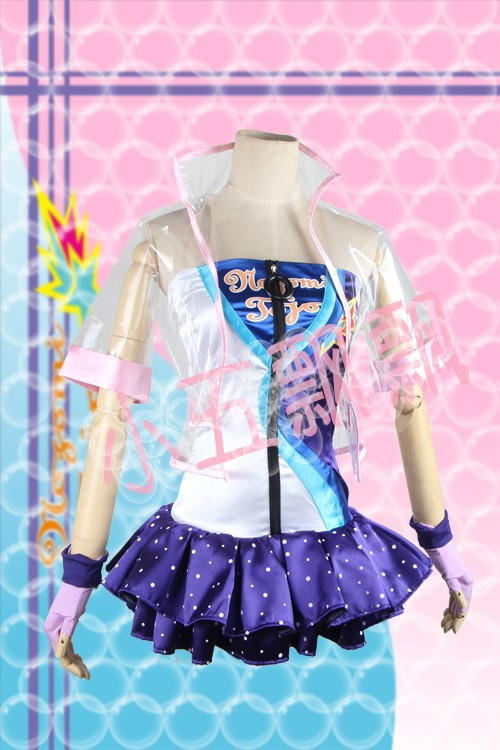 lovelive! Nozomi Tojo Racing Girl Cosplay Costume Party Dress Custom-madeОдежда и ак�е��уары<br><br><br>Aliexpress