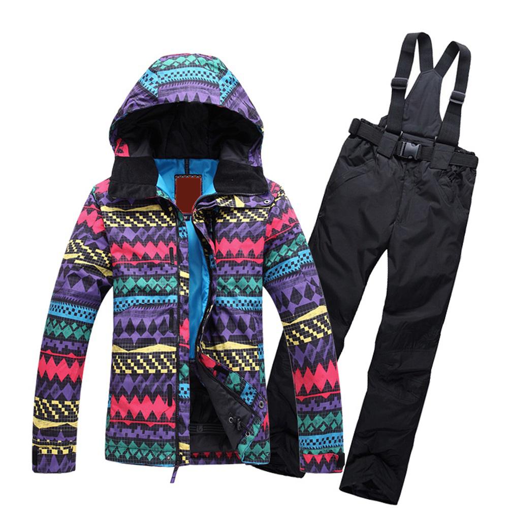 Модные Лыжные Костюмы Женские Доставка