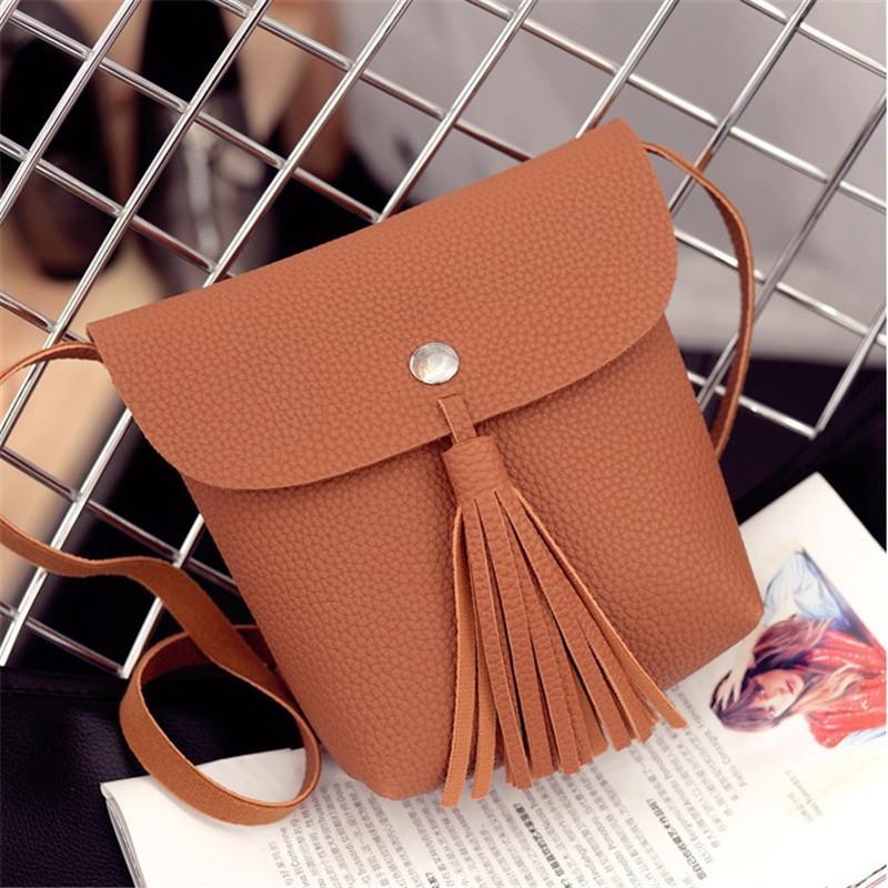 2016 Small Casual Women Messenger Bags PU Crossbody Bags Ladies Shoulder Purse And Handbags Bolsas Feminina long champagn bag(China (Mainland))