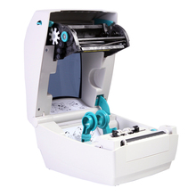 Fast delivery Zebra GK888T 108mm thermal transfer sticker printer machine to font b print b font