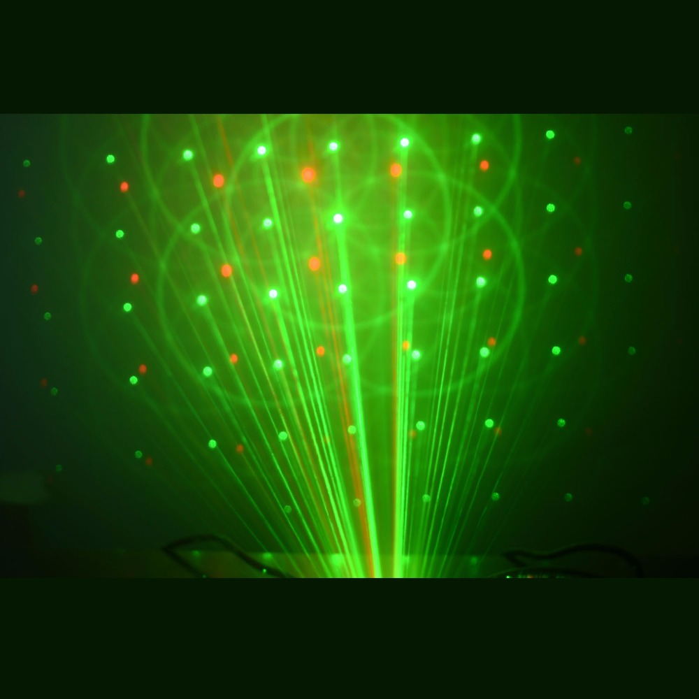 Christmas Laser Party Effect Light Decoration