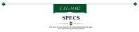 CaiMao 2.18 ct 18KT/750 0,92 ct