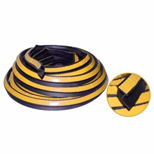 2016 New 3m P type car door rubber seal strip weatherstrip sound insulation noise proofing Fit For Car Truck Motor Door(China (Mainland))