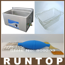 10 Liter 240W  Computer Motherboard PCB Mechanical Ultrasonic Cleaner Bath JP-040B with 1 Free Basket 110v 220v Available(China (Mainland))