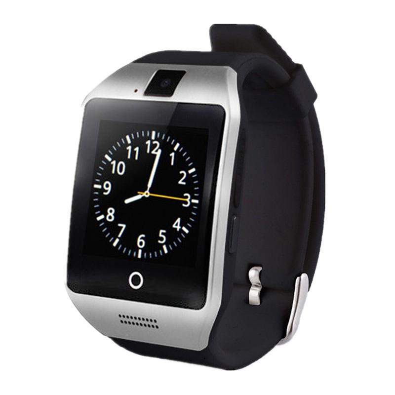 Новое Поступление Smartwatch Apro M08 V1 8 Г памяти bluetooth смарт часы-телефон 1.3 М камера Поддержка NFC SIM для samsung android телефон