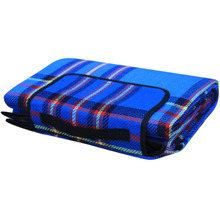 Outdoor Picnic Blanket with Waterproof Backing Camping Beach Mats for Travel, Sports, Concerts 200*150cm