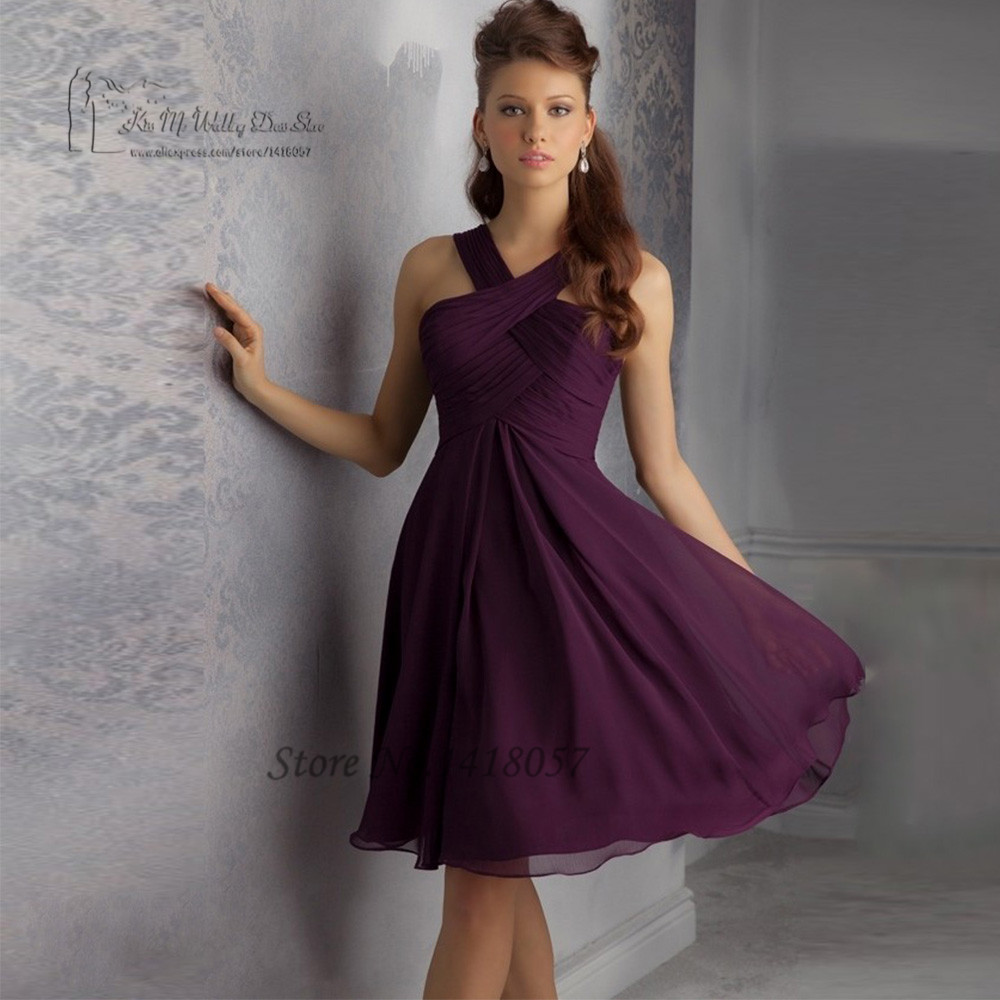 Online Get Cheap Knee Length Dresses to Wear to A Wedding ...