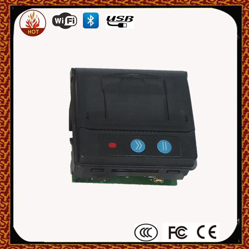 Free shipping 58mm receipt thermal printer Compatible with EML203(China (Mainland))