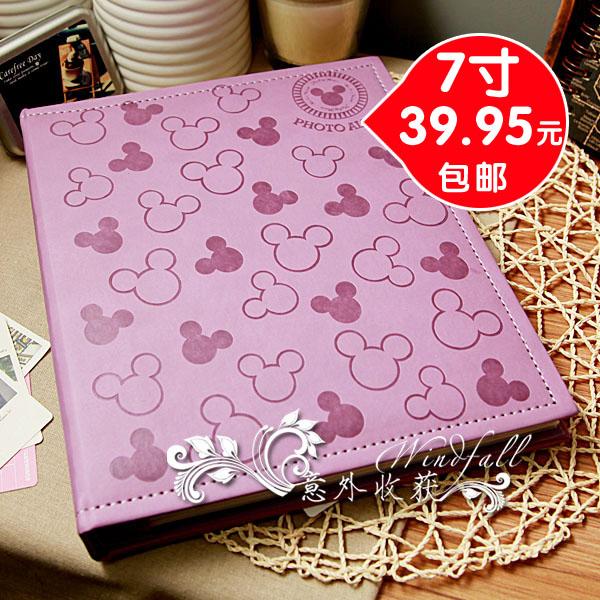 Bear 7 5r160 photo album pocket baby photo album gift photo album(China (Mainland))