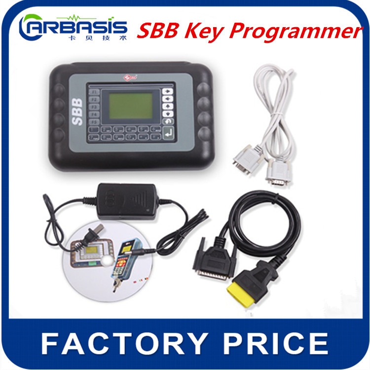 2015 Professional Silca SBB Key Programmer SBB V33.02 SBB Programmer Latest Auto Immobilizer For Multi-brand(China (Mainland))
