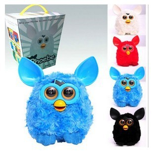 2014 NEW 4 Colors Firby Boom Toy Talking Firbi Elves Recording Pelucia Electronic Toys For Kids Compatible with Furby(China (Mainland))