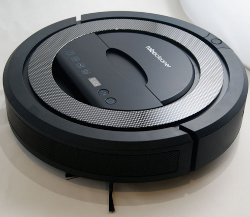 2013 Qualified ,TOP-Grade Multifunctional 5 In1 Robotic vacuum cleaner QQ5, patent ultrasonic wall,UV Sterilize<br><br>Aliexpress