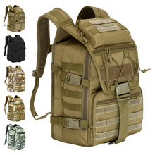 Extra Large 40L Men*Women's 3D waterproof Molle backpack military 3P Tad Tactical Backpack assault travel bag - Crazy In Thai store