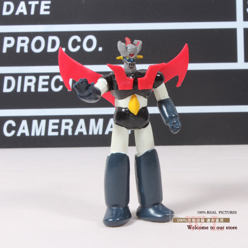 Anime Cartoon Mazinger Z PVC Action Figure Robot Toys Kids Toys 8.5cm OTFG093