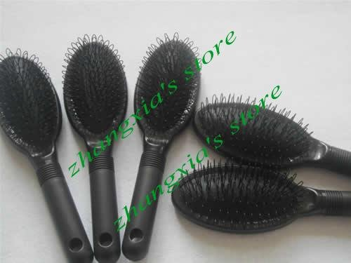 Loop hair extensions brush/comb for hair extensions wig,professional hair comb,50items/lot<br>