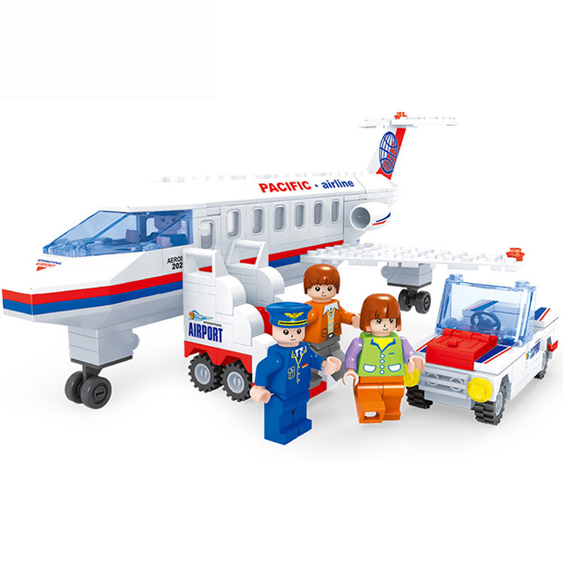 Newest Airplanes Building Blocks Sets Plane Educational Compatible with lego Aviation Games For BOYs Girls Toys Birthday Gift(China (Mainland))