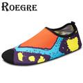 ROEGRE Plus Size 35 48 Men Sandals Fashion Summer Unisex Beach Sandals Water Shoes Outdoor Shoes