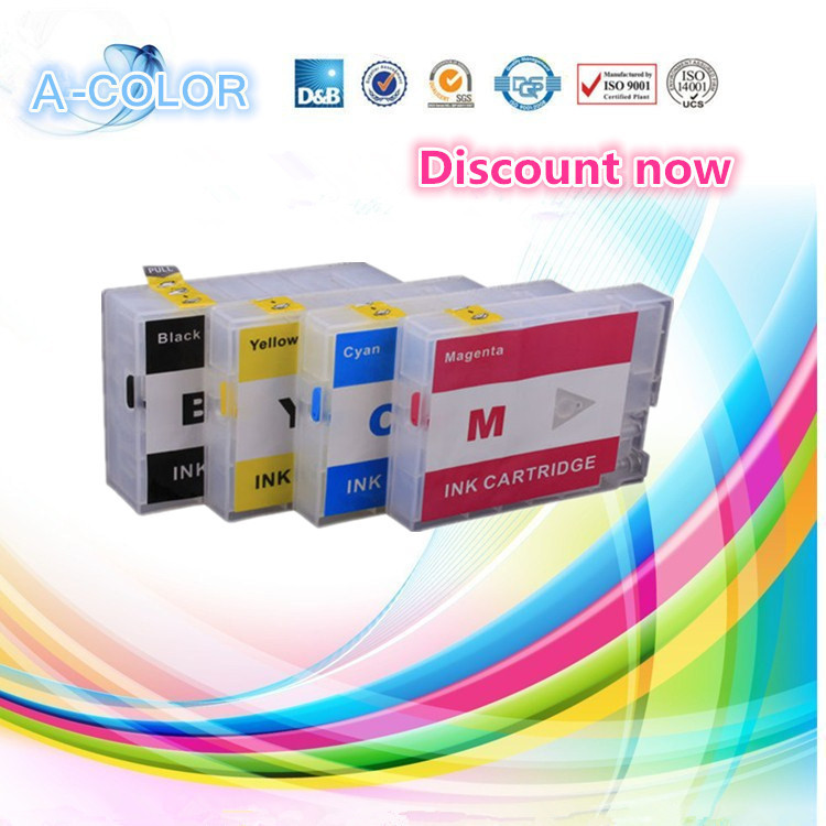 4PCS Empty  PGI1400 Refillable ink cartridge Suit for canon PGI-1400 Suit For Canon MAXIFY MB2040 MB2340 ,with ARC Chips