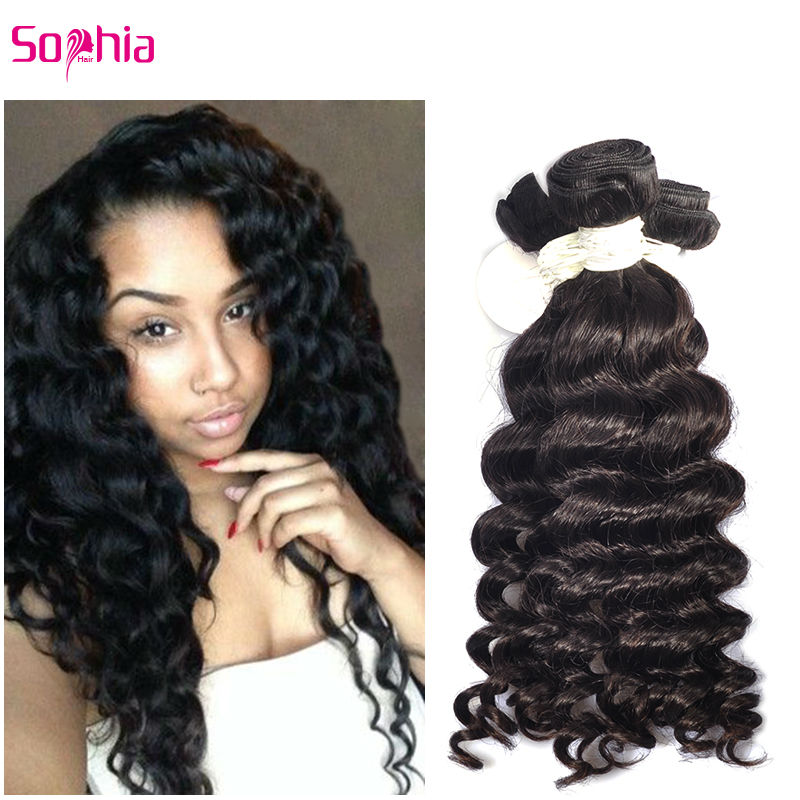 Loose Deep Wave Hair Extensions Picture Gallery