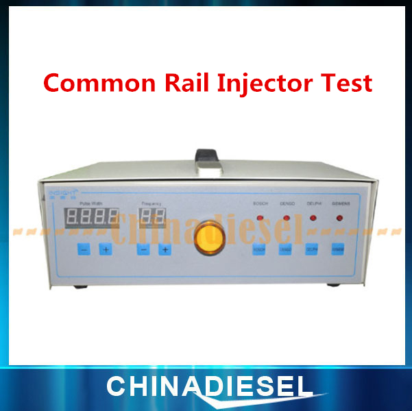 Hot Sale Common Rail Diesel Tester Injector Tester Simulator Professional Auto Tools Diesel Nozzle Tools CRI Injector Test Tool(China (Mainland))